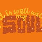It is well with my Soul by doodlebymeg