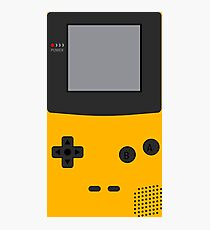 GameBoy Color Photographic Print