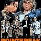 Point Break by American  Artist