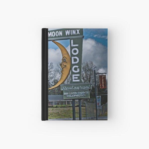 moon winx lodge Hardcover Journal
