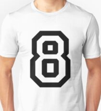 Number Eight Unisex T-Shirt