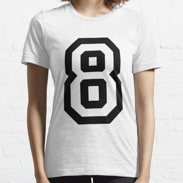 Number Eight Essential T-Shirt