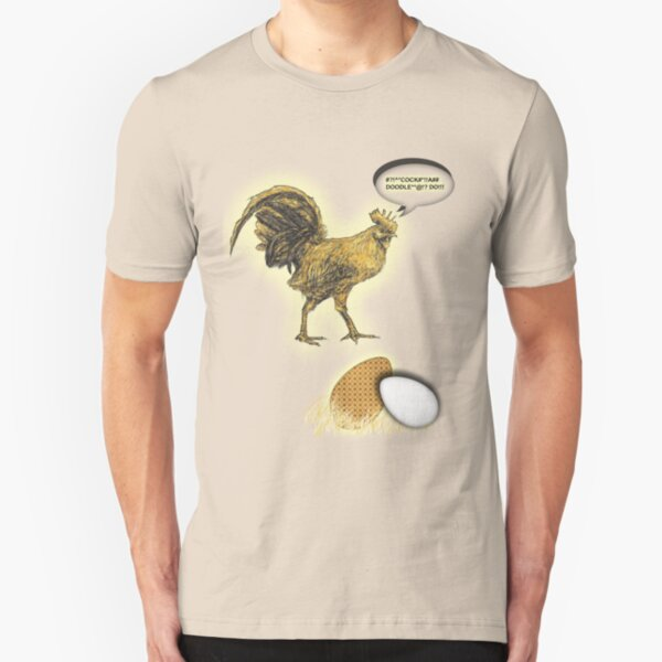 Easter Profanities or a Total Nonsense Slim Fit T-Shirt