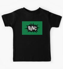 Cartoon Bang by Chillee Wilson Kids Clothes