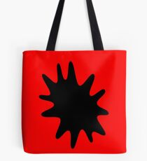Ink Spatter by Chillee Wilson Tote Bag