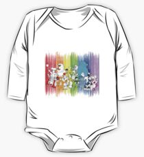 The Rainbow Connection One Piece - Long Sleeve