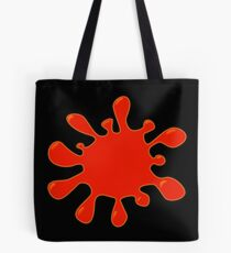 Blood Spatter by Chillee Wilson Tote Bag