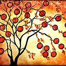 The Orange Tree by Peggy Garr