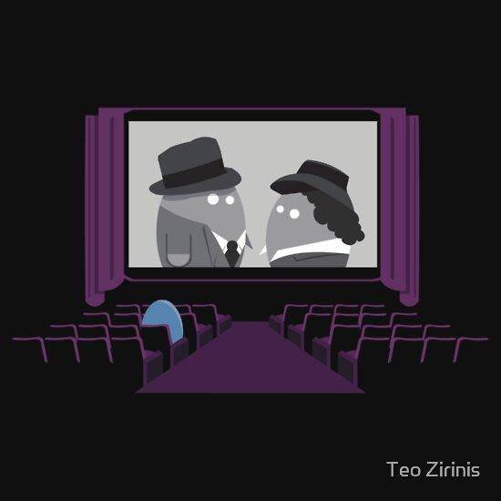 TShirtGifter presents: Movie Night