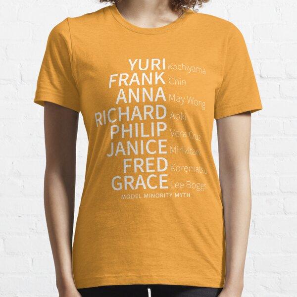Model Minority Myth Essential T-Shirt