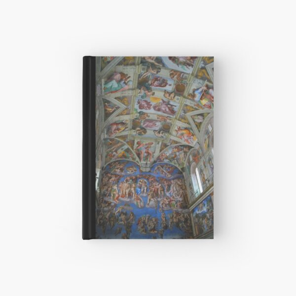 Sistine Chapel, Italy Hardcover Journal