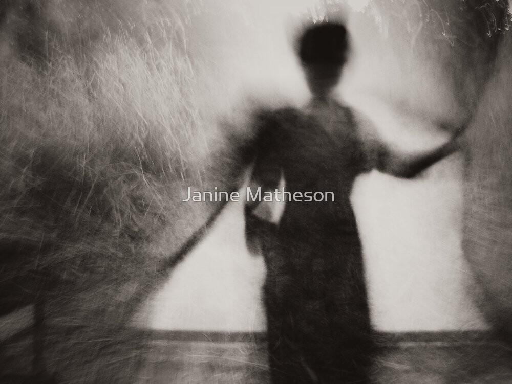 dónde sin quién by Janine Matheson