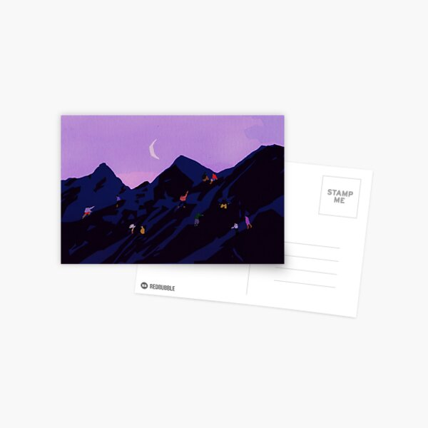 Midnight Postcard