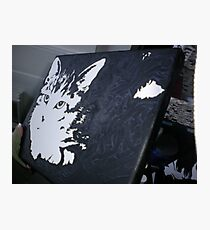 Rigby canvas Photographic Print