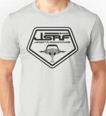 Camiseta ajustada Jet Set Radio Future - Logotipo