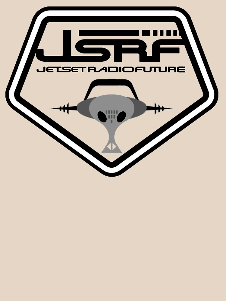 Jet Set Radio Future - Logo by CountLatchula
