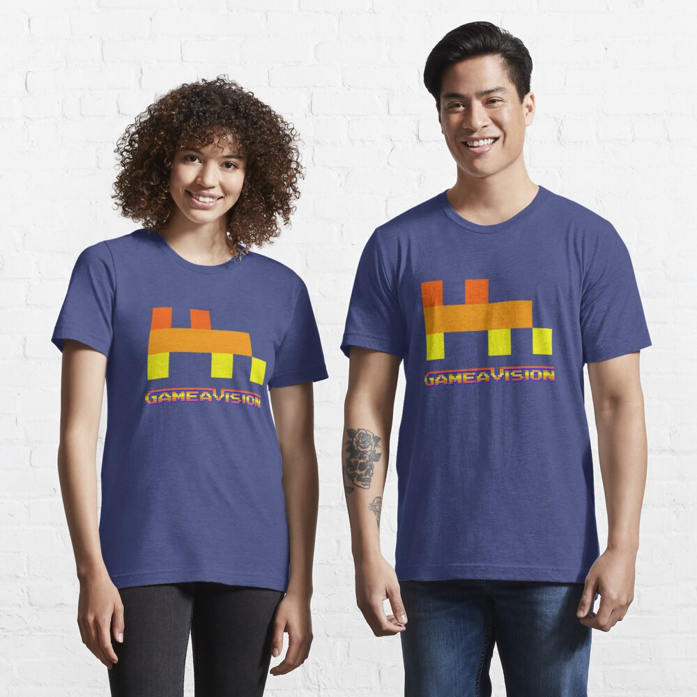 Code Monkeys - GameaVision Logo Essential T-Shirt