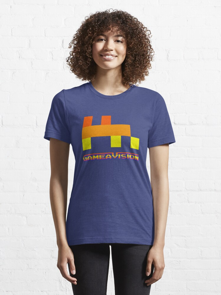 Alternate view of Code Monkeys - GameaVision Logo Essential T-Shirt