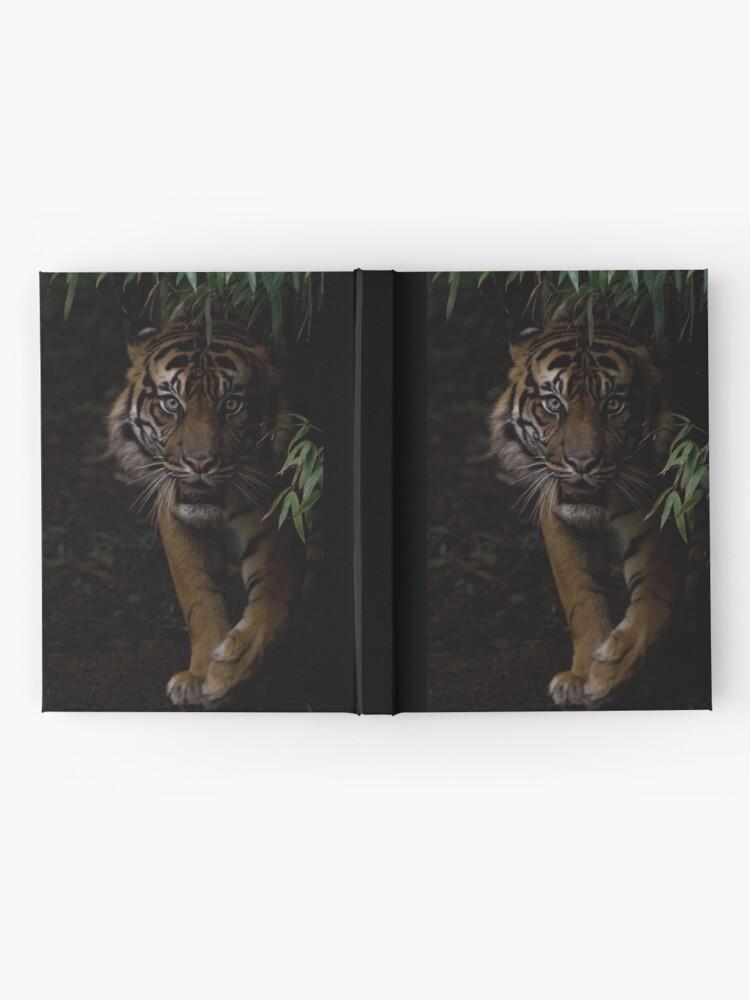 Alternate view of Sumatran Tiger Hardcover Journal