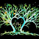 Trees - Where Love Grows by Linda Callaghan