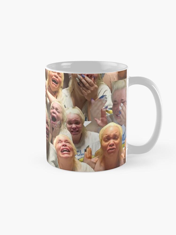 Alternate view of Trisha Paytas Crying Mug