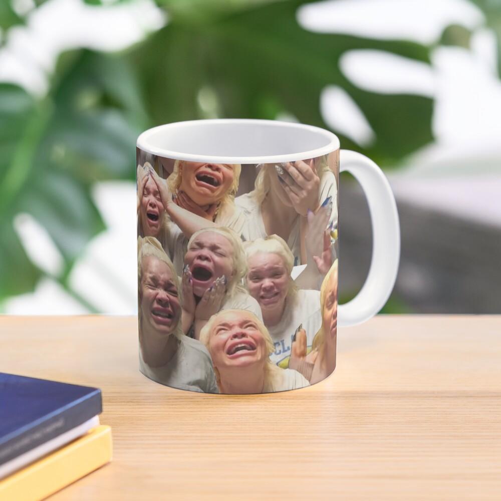 Trisha Paytas Crying Mug