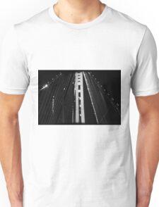 Golden Gate Blur Unisex T-Shirt