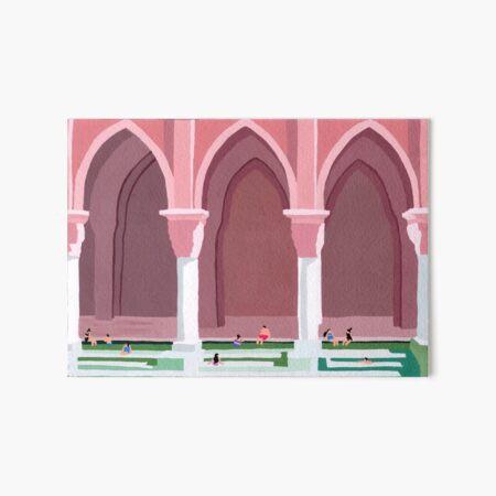 La Sultana Art Board Print