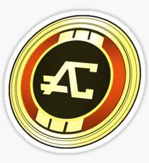 APEX LEGENDS Coin Sticker