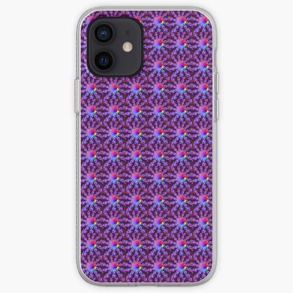 Fractal Star- Tiled iPhone Soft Case