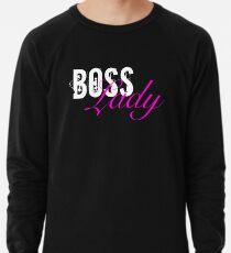 Boss Lady Leichtes Sweatshirt