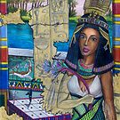 The Reemergence of Queen Tiye by Jedro