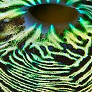 Green lava flow by David Wachenfeld