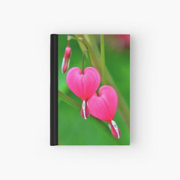 Bleeding Heart  Hardcover Journal