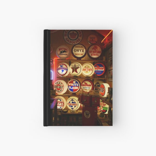 Classical Gas 2 Hardcover Journal
