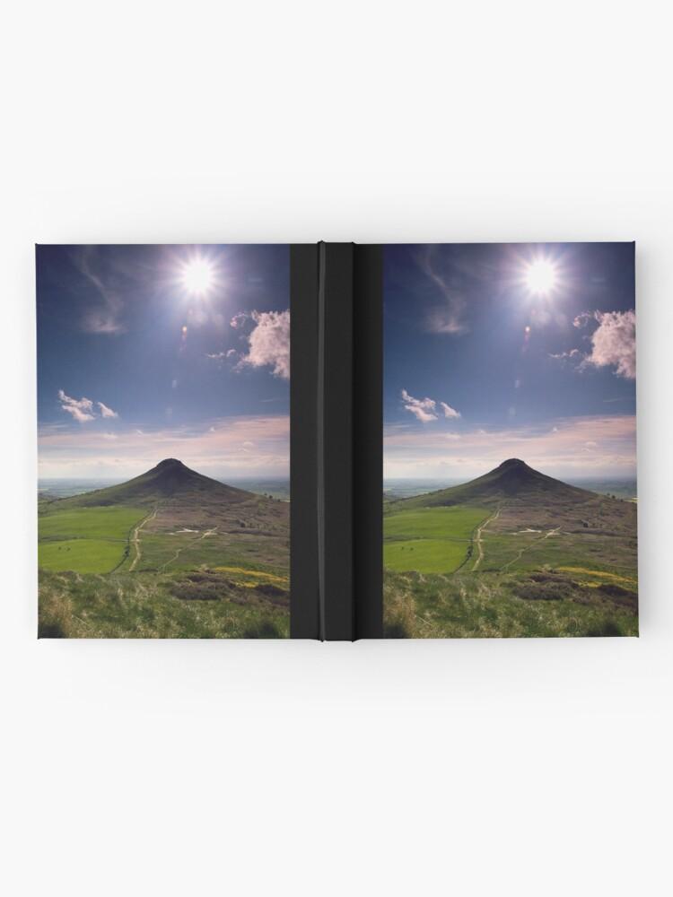 Alternate view of Roseberry Topping Hardcover Journal