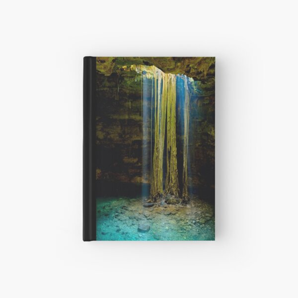 Cenote-2 Hardcover Journal