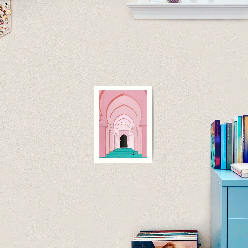 Arches Art Print