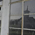 A photograph broken - Middletown, PA by Corkle
