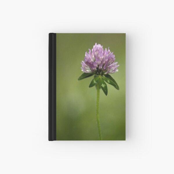 Clover in Springtime Hardcover Journal