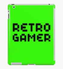 Retro Gamer by Chillee Wilson iPad Case/Skin