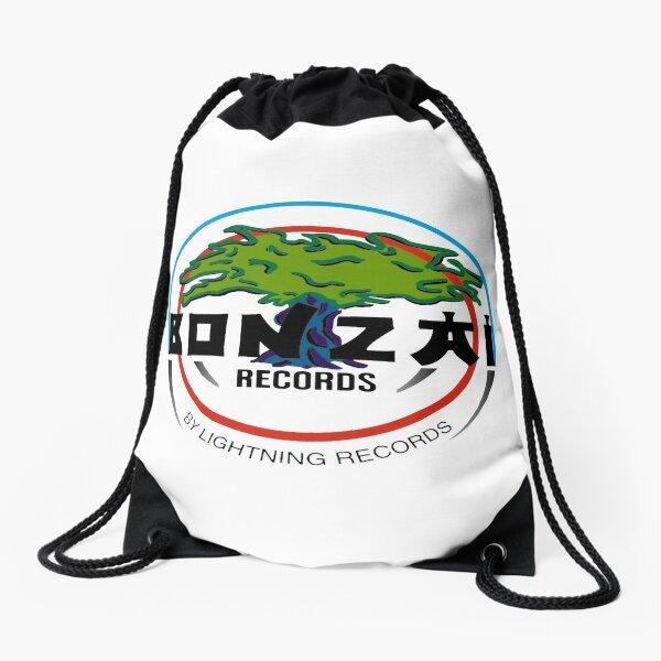 Bonzai Records Drawstring Bag