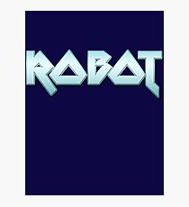 ROBOT by Chillee Wilson Photographic Print