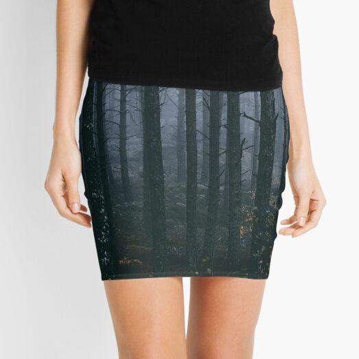 Blind Ghosts Mini Skirt