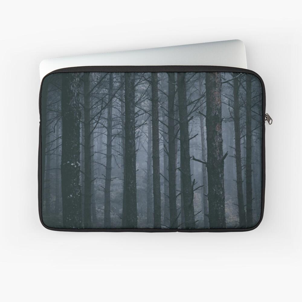 Blinde Geister Laptoptasche