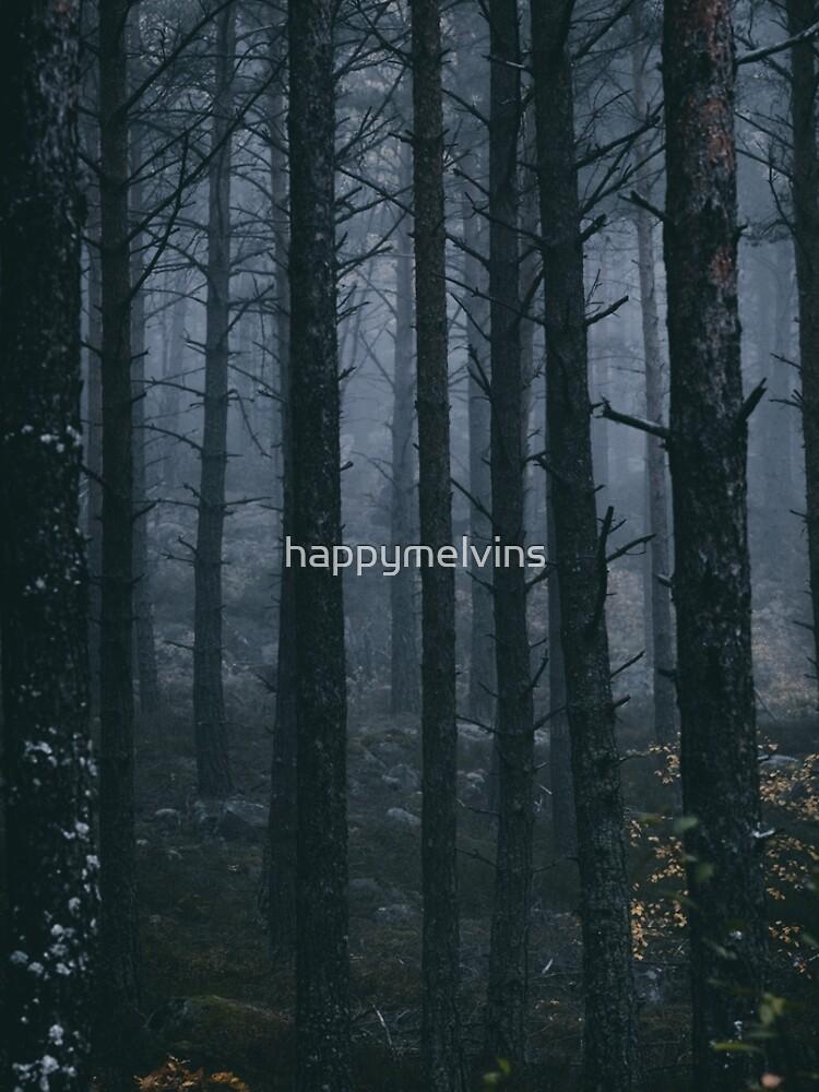 Blinde Geister von happymelvins