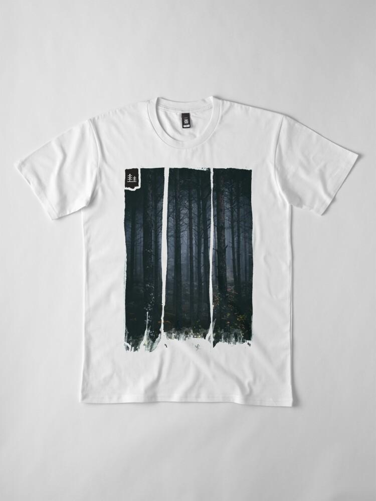 Alternative Ansicht von Blinde Geister Premium T-Shirt