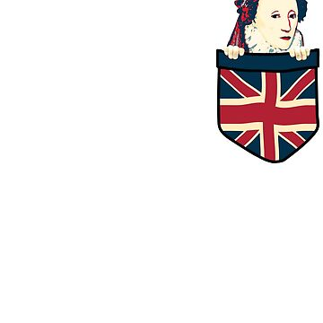 Queen Elizabeth Chest Pocket by idaspark