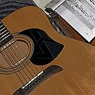 The Guitar by MichelleR