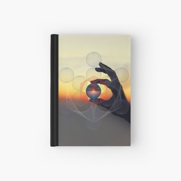 Grappling with the crux of the Metatron Hardcover Journal